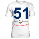 TSHIRT HOMME - 51 L'AGE DE LA PERFECTION