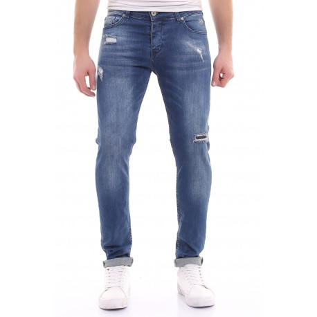Grossiste - Jeans jomme coupe slim - 2187