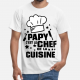 TSHIRT HOMME - PAPY LE CHEF