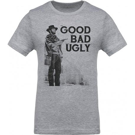 T-shirt homme - Clint Eastwood The Good The Bad The Ugly