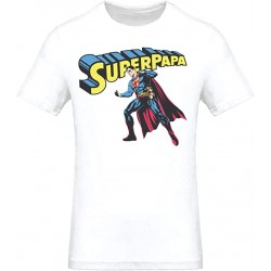 T-shirt homme - Super papa