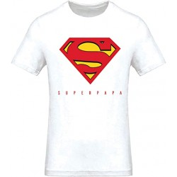 T-shirt homme - Superpapa